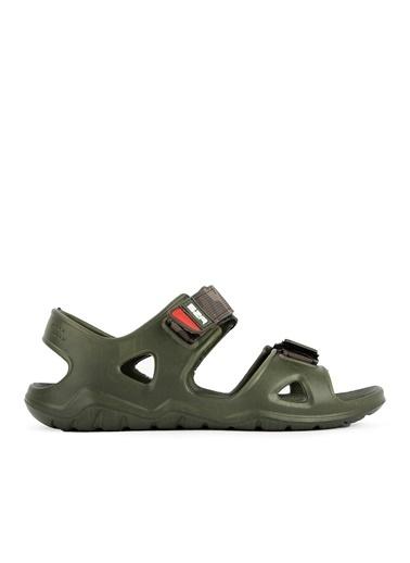 Slazenger Slazenger Okra Erkek Sandalet  Haki